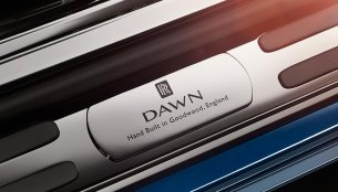 Rolls-Royce Dawn teased ahead of debut on September 8 - IAB Report