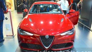 2016 Alfa Romeo Giulia – 2015 Frankfurt Motor Show Live