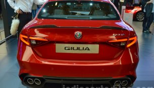 Alfa Romeo Giulia engine lineup unofficially revealed - Report