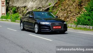 Audi A6 Matrix - First Drive Review