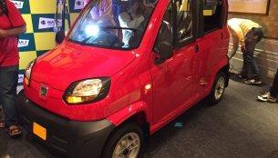Bajaj Auto keen to supply the Bajaj Qute to Ola & Uber - Report