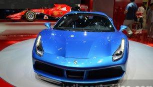 Ferrari 488 Spider - 2015 Frankfurt Motor Show Live