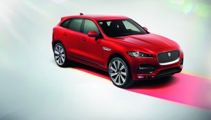 Jaguar F-Pace revealed on eve of 2015 Frankfurt Motor Show - IAB Report