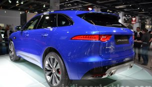 Full-size Jaguar crossover not on the agenda, Jaguar F-Pace LWB ruled out - Report