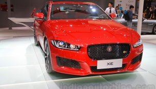 Jaguar XE, Jaguar F-Pace, 2015 Jaguar XF to attend Auto Expo 2016 - Report