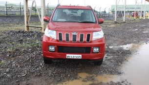 Mahindra TUV300 - First Drive Review