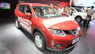 India-bound Nissan X-Trail - 2015 Chengdu Motor Show Live