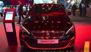 Peugeot 308 GTI, Peugeot 308 Racing Cup - 2015 Frankfurt Motor Show Live