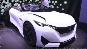Peugeot Fractal Concept - 2015 Frankfurt Motor Show Live