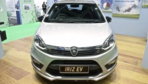 Proton Iriz EV with 300km range showcased in Malaysia - Report