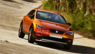 Seat Leon Cross Sport leaks ahead of Frankfurt debut - Report