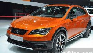 Seat Leon Cross Sport - 2015 Frankfurt Motor Show Live