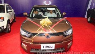 Ssangyong Tivoli - 2015 Nepal Auto Show Live