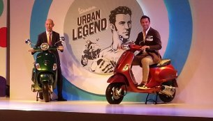 Vespa SXL and Vespa VXL launched in India, starts from INR 77,308 - IAB Report