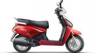 Mahindra Gusto dual tone special edition launched at INR 49,350 - IAB Report