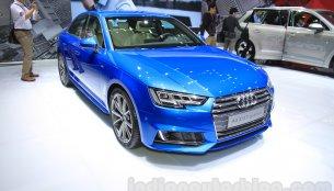 India-bound 2016 Audi A4, Q7 e-tron – 2015 Tokyo Live
