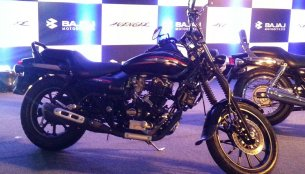 2016 Bajaj Avenger 220 Street launched at INR 84,000 - IAB Report