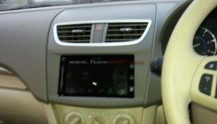 2015 Maruti Ertiga (facelift) gets Smartplay touchscreen - Spied