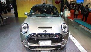 Third generation 2016 Mini Convertible - 2015 Tokyo Live