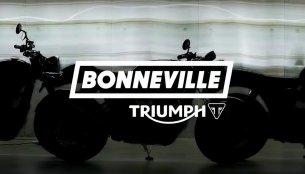 Next generation Triumph Bonneville teased - IAB Report