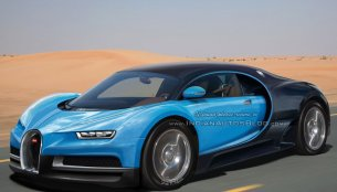 Best look yet at the upcoming Bugatti Chiron - IAB Rendering