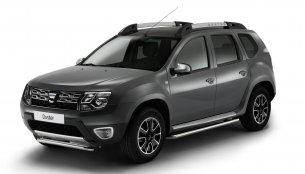 Dacia Duster Steel launched in Europe - IAB Report