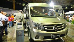 Foton Gratour, Foton Toano launched in Philippines - IAB Report