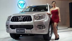 Foton Toplander SUV launched in Philippines starting from PHP 998,000 - IAB Report