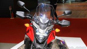 Honda Lightweight Supersports Concept, Honda 400X, Honda RC213V-S - 2015 Tokyo Live