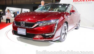 Honda Clarity Fuel Cell to have India debut at Auto Expo 2018