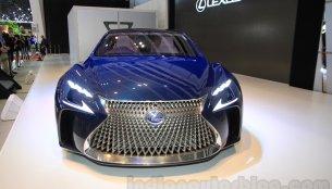 "2018 Lexus LS to get ""some cool interior stuff"" - Report"