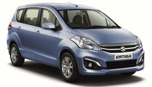 2015 Maruti Ertiga (facelift) with SHVS - Features and Specifications