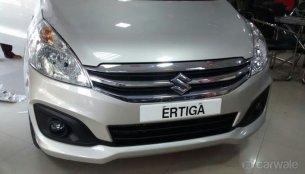 Maruti Ertiga facelift has 1 month waiting period, arrives at dealerships - Report