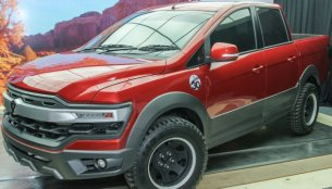 Proton Pick-up Concept showcased at Alami Proton - Report