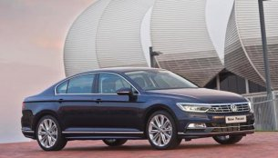 India-bound 2016 VW Passat launched in South Africa - IAB Report
