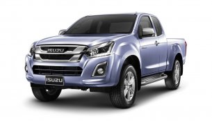 2016 Isuzu D-Max (facelift) launched in Thailand, debuts 1.9 Ddi engine - IAB Report