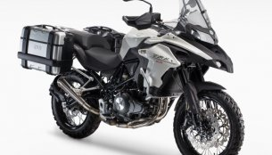Benelli TRK 502 unveiled at 2015 EICMA - IAB Report