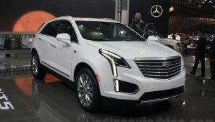 2017 Cadillac XT5 - 2015 Dubai Motor Show Live