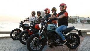 Ducati Scrambler Sixty2, Scrambler Flat Track Pro, Ducati Multistrada Enduro revealed - IAB Report