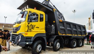 Eicher Motors at EXCON 2015 - IAB Report