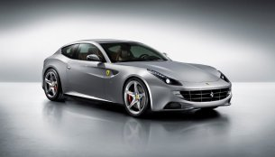 Ferrari FF facelift will hold on to its V12 engine, says Marketing VP - IAB Report
