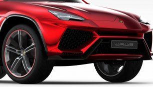 Lamborghini Urus SUV will produce 650 hp from a twin turbo V8 engine - Report