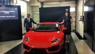 RWD Lamborghini Huracan LP580-2 launched in India at INR 2.99 Cr - IAB Report