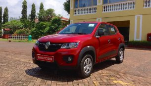 Renault Kwid - First Drive Review