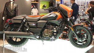 UM Renegade Sport S is UM's third model for Auto Expo after Commando - IAB Report