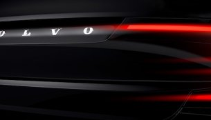 Volvo S90 teased for the first time - IAB Report