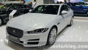 India-bound Jaguar XE - Motorshow Focus