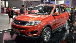 Chery Tiggo 5 1.5T - Motorshow Focus