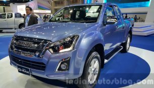 Isuzu D-Max facelift to release early next month in Thailand - Report