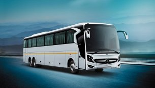 Mercedes-Benz SHD 2436 coach launched in India - IAB Report
